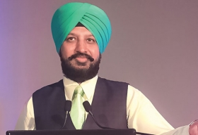 Navdeep Singh Ahluwalia, Head Network & Information Security, DalmiaCement Bharat Ltd
